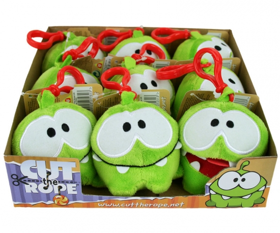Cut the Rope 2 Bagclip 8cm