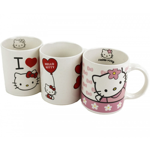 Hello Kitty Becher