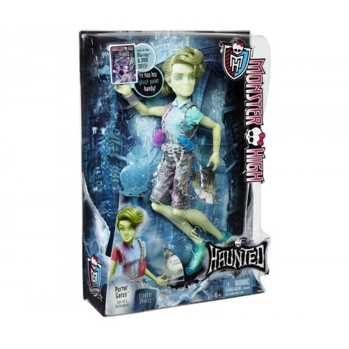 Monster High Geister Porter Geiss