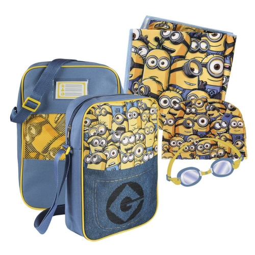 Minions Schwimmbad Set 4-teilig