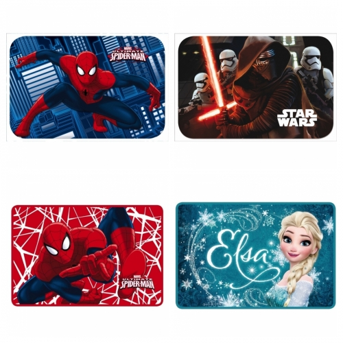 Teppich Spiderman Star Wars Spiderman Disney Frozen