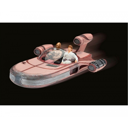 Revell - Kit Star Wars X-34 Landspeeder 01.14