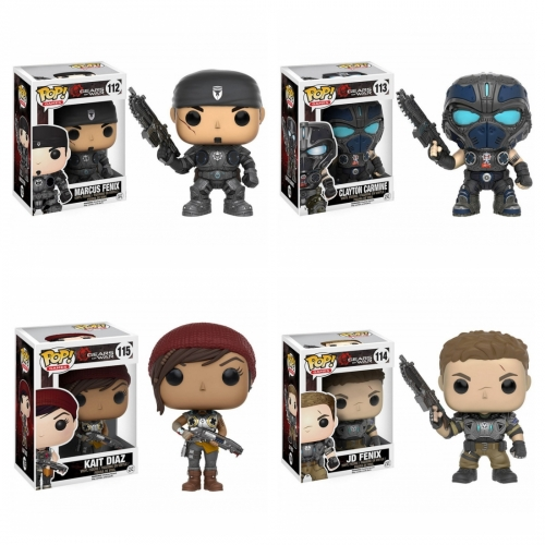 Funko POP! Gear of Wars GOW Figur