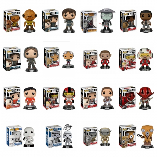 Funko POP Star Wars Figur
