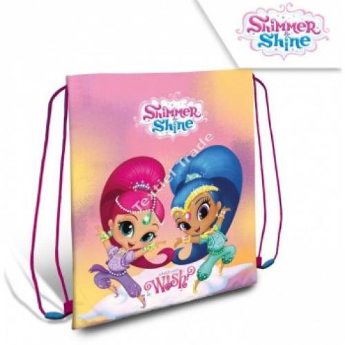 Shimmer and Shine gymtasche