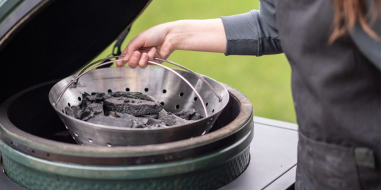 Big Green Egg Fire Bowl Größe 2XL