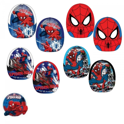 Spiderman Kinderbaseballmütze