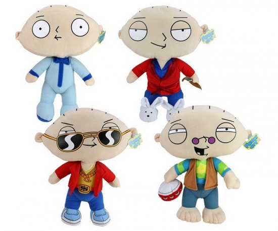 Family Guy Stewie Mix Gift 54cm
