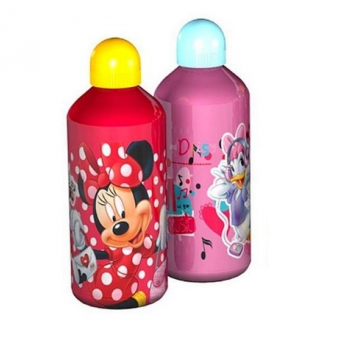Disney MINNIE MAUS/DAISY DUCK Alu 400ml Flasche