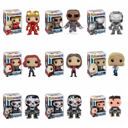 Funko POP Civil War