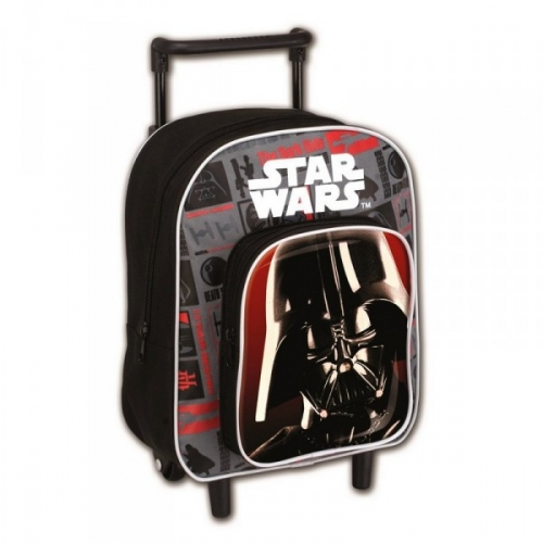 Star Wars Kinderrucksack Trolley