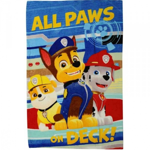 Paw Patrol Fleecedecke superflausch