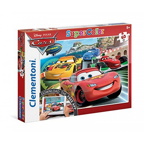 Disney Cars Puzzle 60 Teile Clementino
