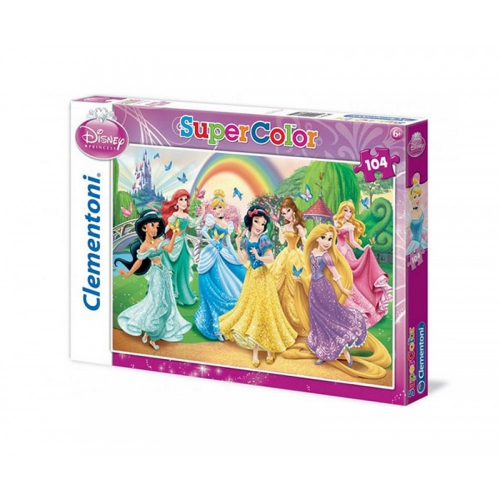 Disney Princess Puzzle 104 Teile Clementino